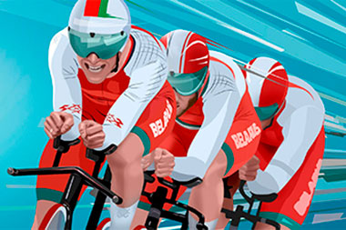 2019-2020 TISSOT UCI Track Cycling World Cup